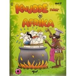 FC Knudde 17 Knudde naar Afrika herdruk