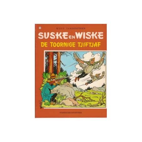 Suske & Wiske  117 De toornige tjiftjaf