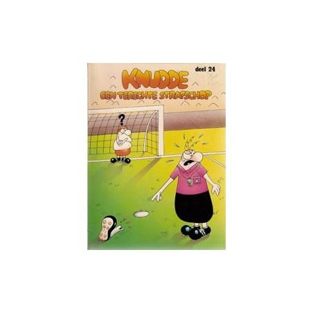 FC Knudde 24 Een terechte strafschop 1e druk 1988