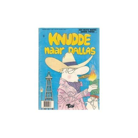 FC Knudde magazine 03 Naar Dallas 1e druk 1981