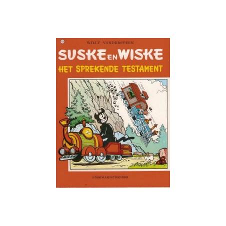 Suske & Wiske  Oorspronkelijk omslag* 119 Het sprekende testament