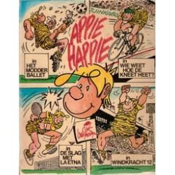 Appie Happie 04 het modderballet e.a 1e druk 1979