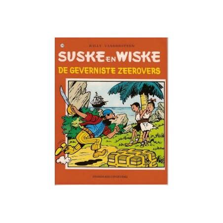 Suske & Wiske 120 De geverniste zeerovers herdruk