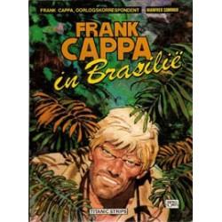 Titanic reeks 22 Frank Cappa 4 In Brazilie HC 1e druk