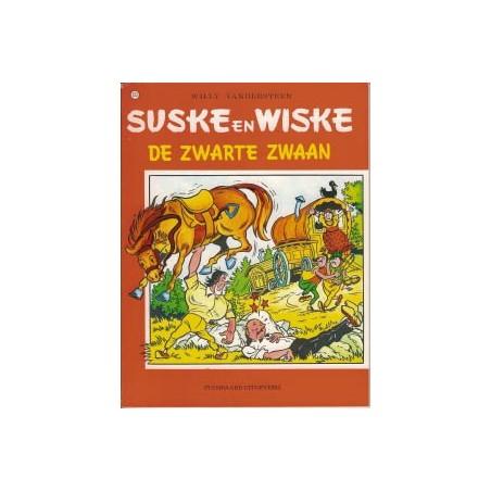 Suske & Wiske  Oorspronkelijk omslag* 123 De zwarte zwaan
