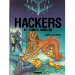 Titanic reeks 14 Hackers & andere verhalen HC 1e druk 1987