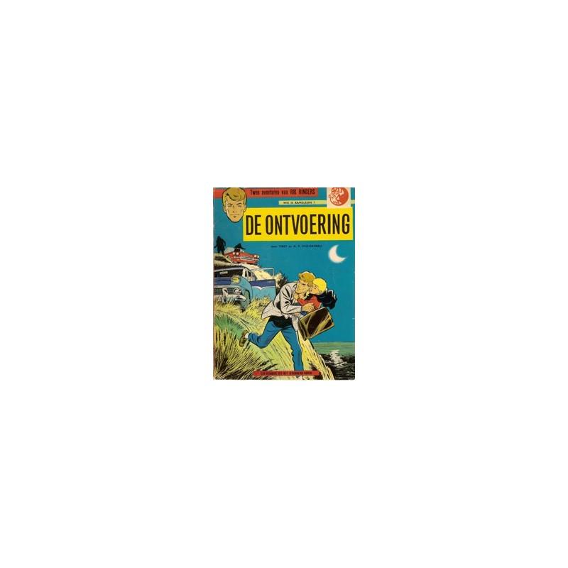 Rik Ringers 01 De ontvoering herdruk ca. 1974