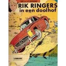 Rik Ringers<br>03 In een doolhof<br>herdruk
