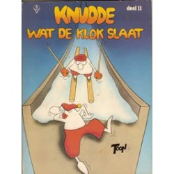 FC Knudde<br>11 Wat de klok slaat<br>herdruk
