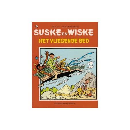 Suske & Wiske 124 Het vliegende bed herdruk