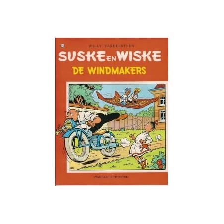 Suske & Wiske  Oorspronkelijk omslag* 126 De windmakers