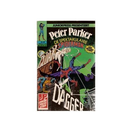 Peter Parker 003 De jacht op Cloak & Dagger 1983