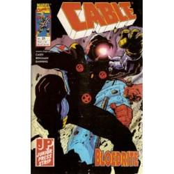Cable 21 Bloedrite 1998