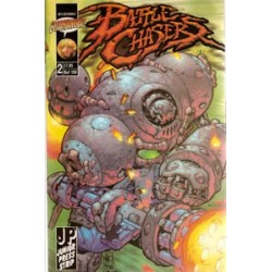 Battle Chasers 02 Macht 1999