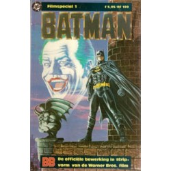 Batman filmspecial 01 Batman 1989