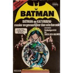 Batman Classics 091 De merkwaardige zaak van Katvrouw en haar