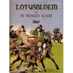 Lotusbloem<br>02 De bronzen Klauw<br>herdruk