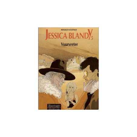 Jessica Blandy 05 Vuurvreter herdruk
