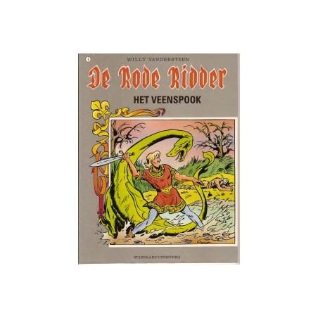 Rode Ridder Kleur 003 Het veenspook herdruk