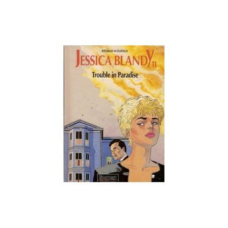 Jessica Blandy 11 Trouble in Paradise 1e druk 1995