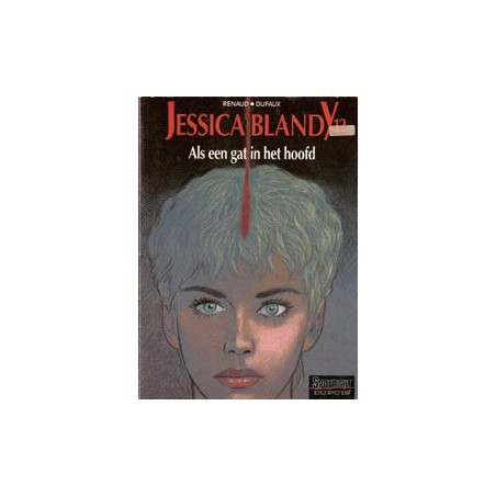 Jessica Blandy 12 Als een gat in het hoofd 1e druk 1996