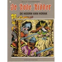Rode Ridder 012 De hoorn van Horak