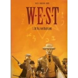 West set<br>deel 1 t/m 5 1e drukken 2003-2009