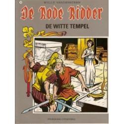 Rode Ridder 018 De witte tempel