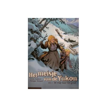 Meisje van de Yukon set<br>deel 1 t/m 3<br>1e drukken 2005-2007