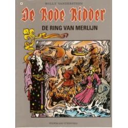 Rode Ridder 022 De ring van Merlijn