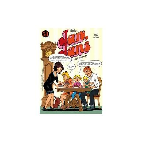 Jan, Jans en de kinderen 51 1e druk 2013