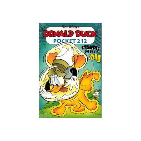 Donald Duck pocket 212 Stampij om een bij 1e druk