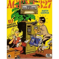 Agent 327<br>06 Dossier Dozijn min één<br>1e druk 1980