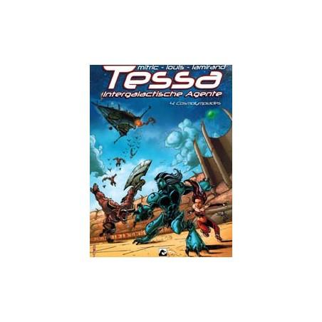 Tessa Intergalactische agente 04 Cosmolympiades