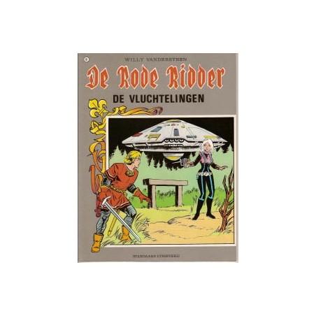 Rode Ridder Kleur 081 De vluchtelingen herdruk
