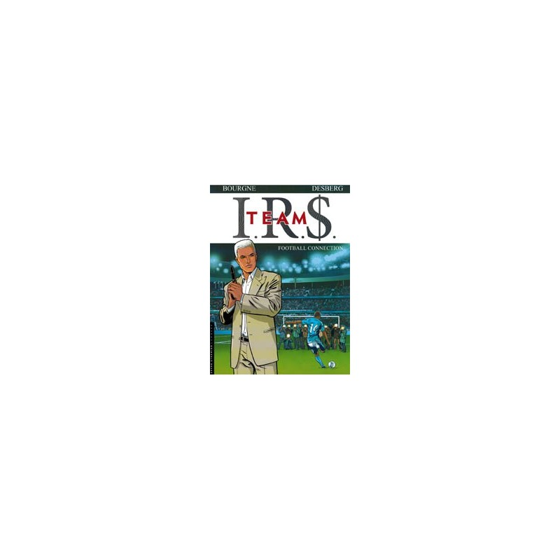 IRS Team set deel 1 t/m 4 1e drukken 2013-2014