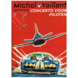 Michel Vaillant HC 13<br>Concerto voor piloten