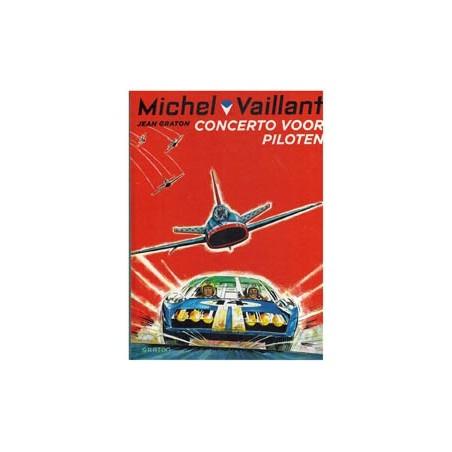 Michel Vaillant  HC 13 Concerto voor piloten
