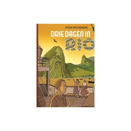 Van Dongen strips HC Drie dagen in Rio