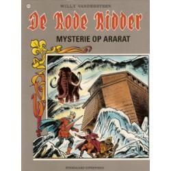 Rode Ridder 151 Mysterie op Ararat