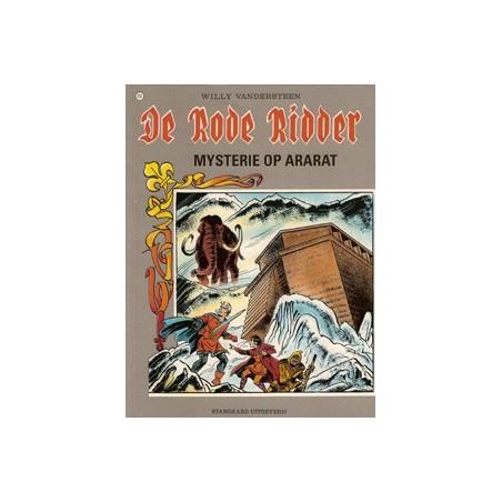 Rode Ridder Kleur 151 Mysterie op Ararat herdruk