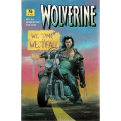 Wolverine 76 Wolverine deel 3 & 4 2004
