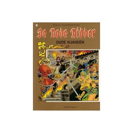 Rode Ridder Kleur 200 Oude vijanden 1e druk 2003