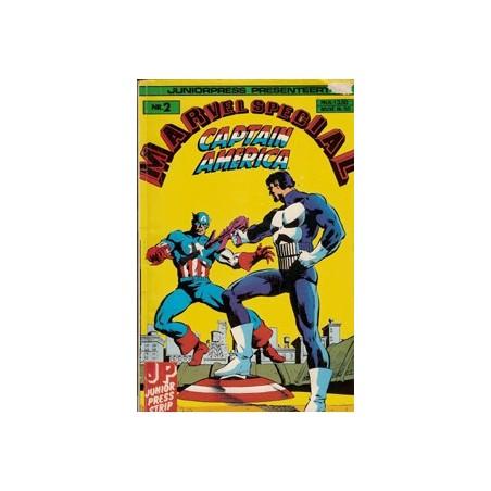 Marvel Special 02 Captain America 1981