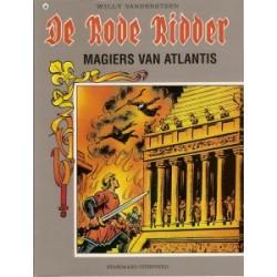 Rode Ridder 165 Magiers van Atlantis