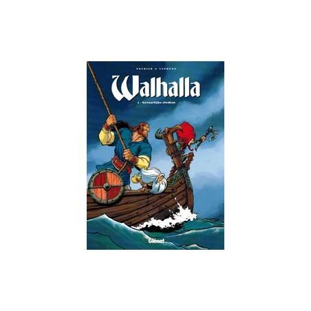 Walhalla set deel 1 & 2 1e drukken 2013-2015