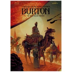Explora 06 HC<br>Sir R.F. Burton 2<br>De reis naar Mekka