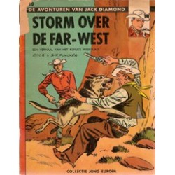 Jack Diamond<br>Storm over de Far-West#<br>Jong Europa 10 Lbd<br