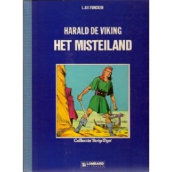 Harald de Viking Luxe HC Misteiland<br>herdruk 1983 Strip-tips