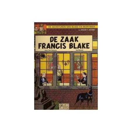 Blake & Mortimer  13 De zaak Francis Blake